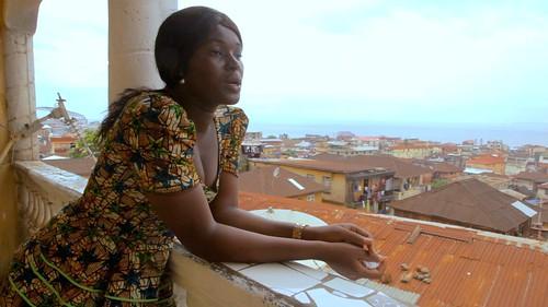 Aminata Kargbo, Ebola survivor, Sierra Leone