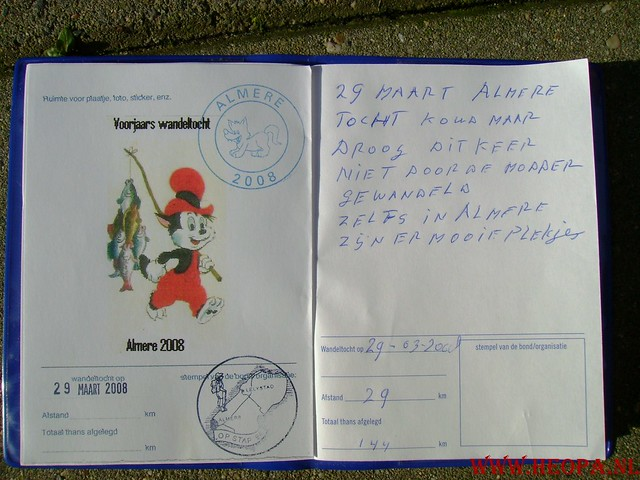 W.s.v. De Opstap'94  Almere 29 Km JPG  (41)
