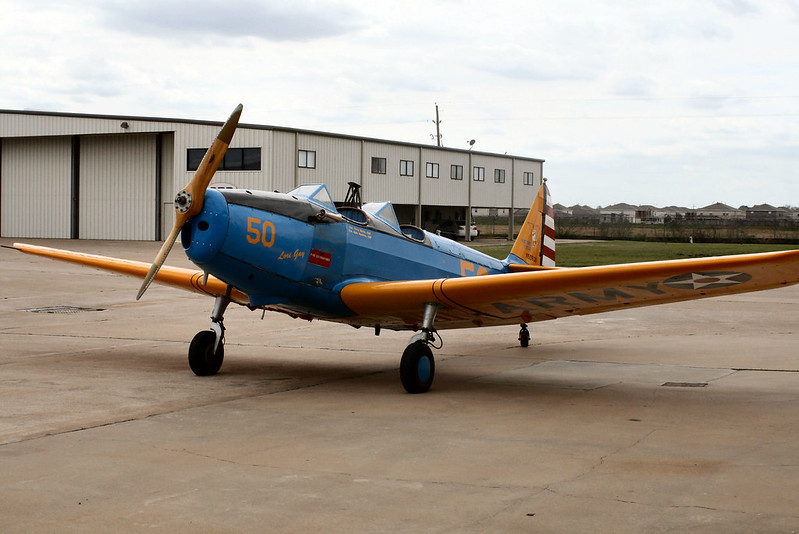 PT-19 Fairchild 6