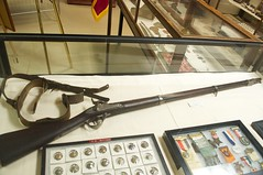 Pioneer Museum of Alabama - Civil War era musket