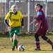 Crawley Green Ladies 3-2 Hitchin Town Ladies