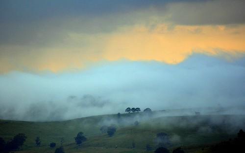 cloud weather fog sunrise landscape australia valley nsw hillsides northernrivers morninglandscape wilsonsrivervalley
