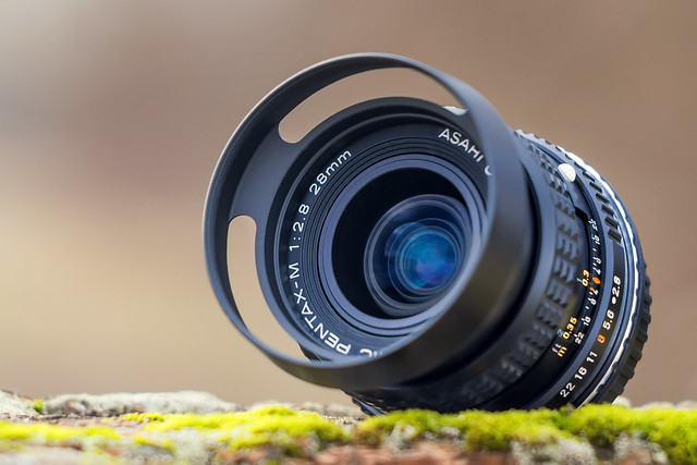 smc PENTAX-M 28mm ƒ/2.8 (2nd version)