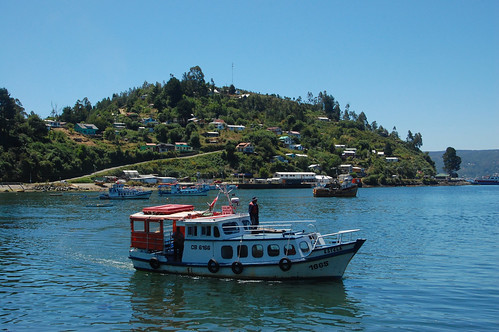 On the Boat to Corral, Valdivia, Los Ríos, Chile | by blueskylimit