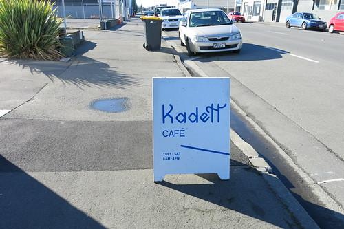 Space Academy and Kadett cafe