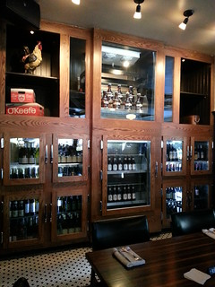 Beer Fridge - Le Sieur D'Iberville | by foodguymontreal