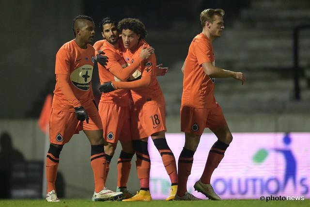 Lierse - Club Brugge 26-12-2014