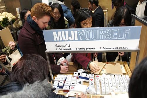 Muji Toronto Opening | by andreakw