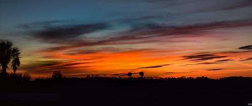 sunset sky cloud sun nature colors clouds nikon colours florida dusk tiger hernandobeach beautifulcapture naturecoast d5300 nikond5300 tigersky