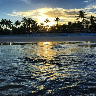 #comandatuba #bahia #convencaobayer2015 #sunset | by TONY NAS