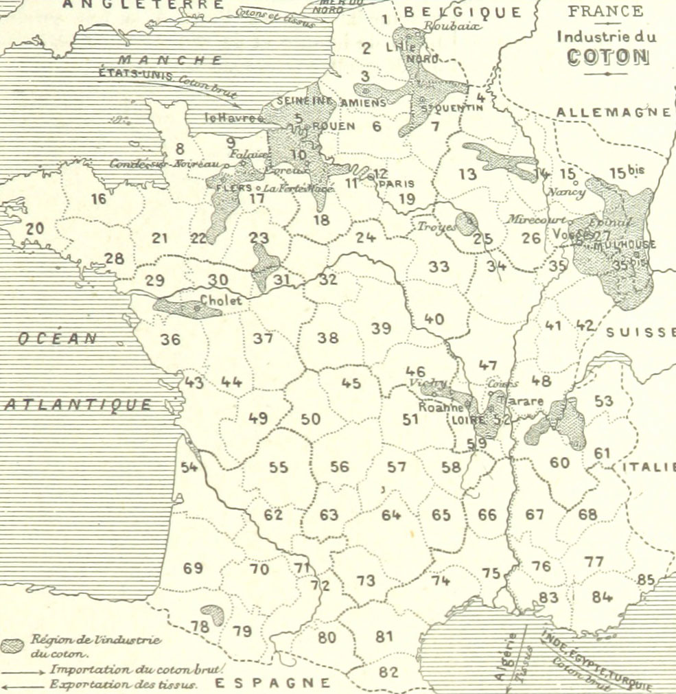 Image taken from page 63 of 'Geographie Générale     Ave