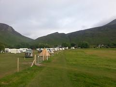 Lochranza Camping