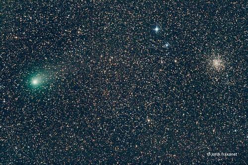Cometa Garrad i M71