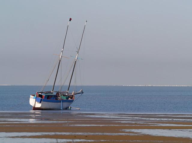 Fishing boat, Tulear