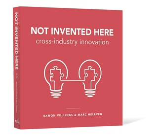 Not invented here - book cover | by Ramon Vullings
