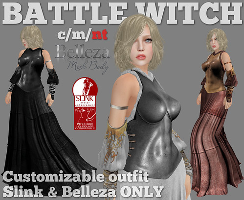 PFC~Battle Witch | by Pucca Firecaster Creations