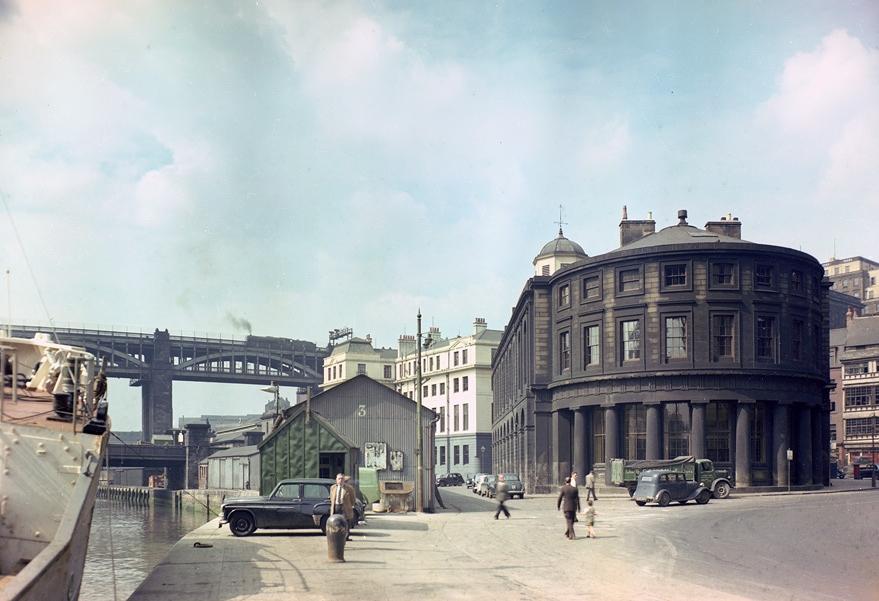 The Guildhall, Newcastle upon Tyne, 1958