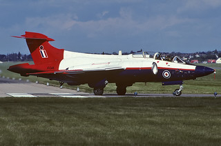 XV344 Buccaneer S2C Defence Research Agency, MOD(PE) Boscombe Down.   by Stuart Freer - Touchdown Aviation
