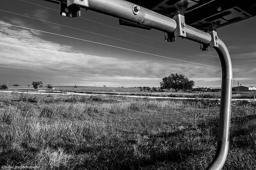 sky blackandwhite tree grass metal clouds mailbox texas bolt dirtroad jubileesprings