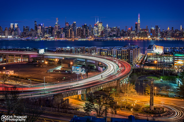 The Lincoln Tunnel Loop