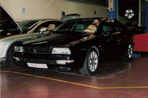 1999 Maserati Quattroporte V8 Evoluzione chasis 331839 ...