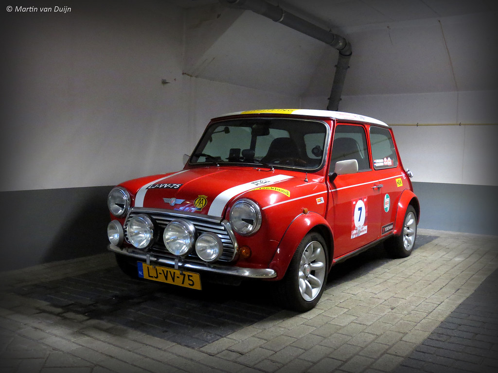 1995 Rover Mini Cooper 13 Simply Gorgious Must Have Been Flickr