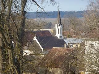 Kapelle St. Anna Bad Waldsee-Steinach.