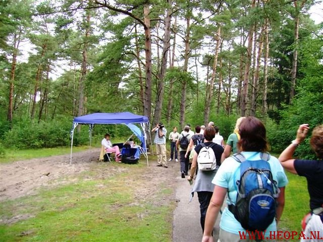 1e dag Amersfoort  40 km  22-06-2007 (23)