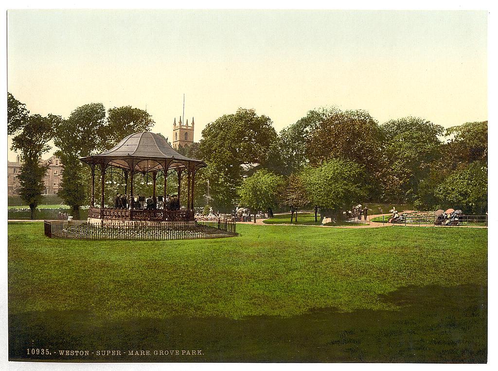 [Grove Park, Weston-super-Mare, England] (LOC)