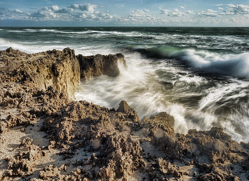 sea analog mediumformat rocks waves wind florida scenic stuart 120film fineartphotography mamiyarb67 houseofrefuge handheldmeter manfrotto190xprob kodakektar100 mamiyasekor50mmc 496rc2ballhead sammysantiago sekonicdigiprol518x1