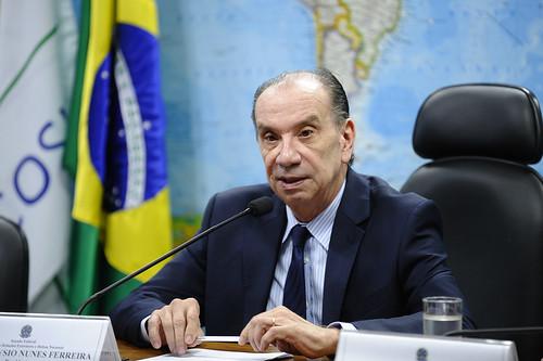 CRE - Comissão de Relações Exteriores e Defesa Nacional | by Senado Federal