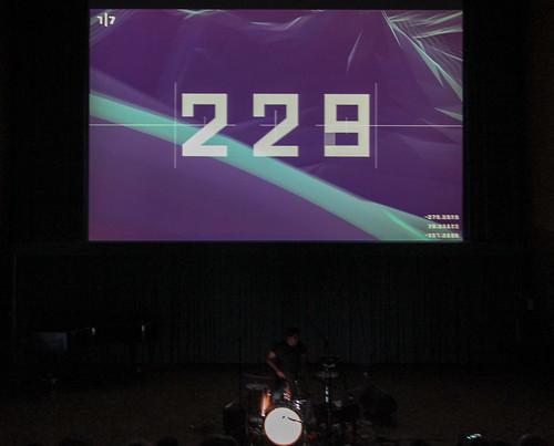 """Augmented Drum-Kit: Path Finder"" Christos Michalakos NIME 2016 | by johnrobertferguson"