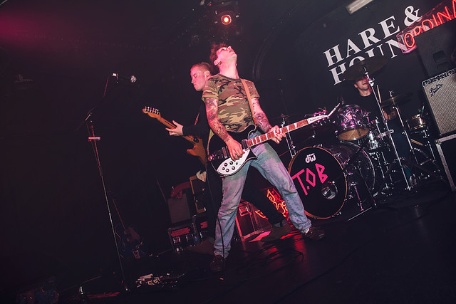 The Ordinary Boys @ The Hare & Hounds 3