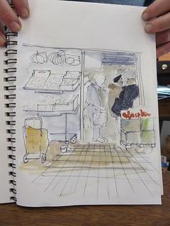46e sketchcrawl 2015 01 31  043 (Copier) | by Marie France B