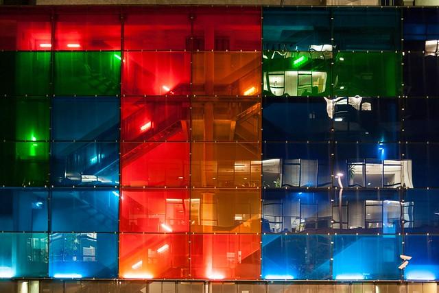 Entertainment-Center Gasometer, Wien