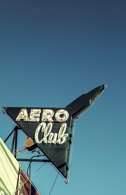 Aero Club (Explored)