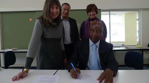 AAPS-SDI memorandum signing | by james.duminy