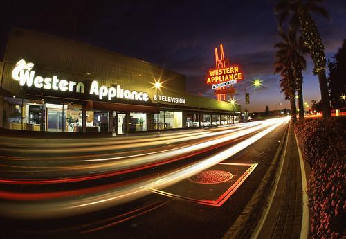 Streak On Down to Western Appliance