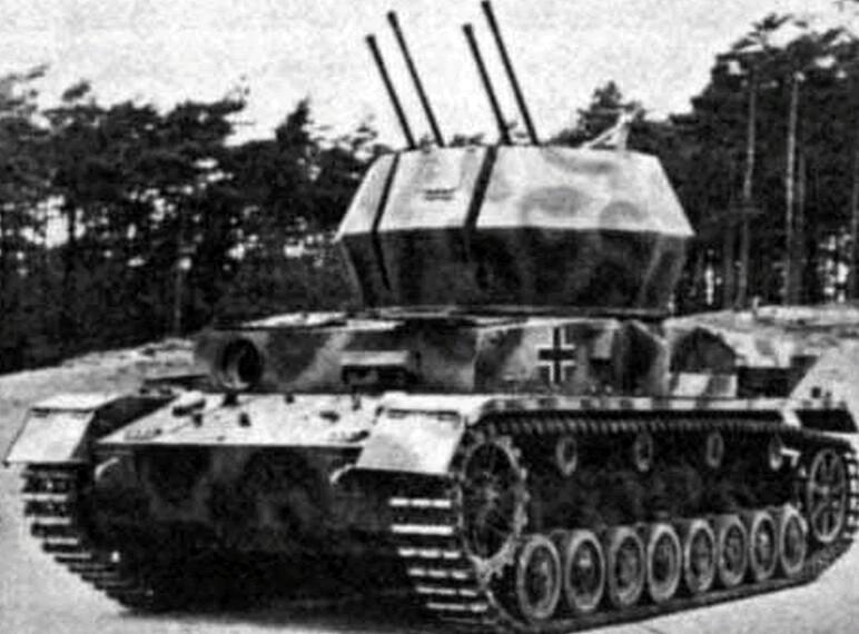 Flakpanzer IV Turbine