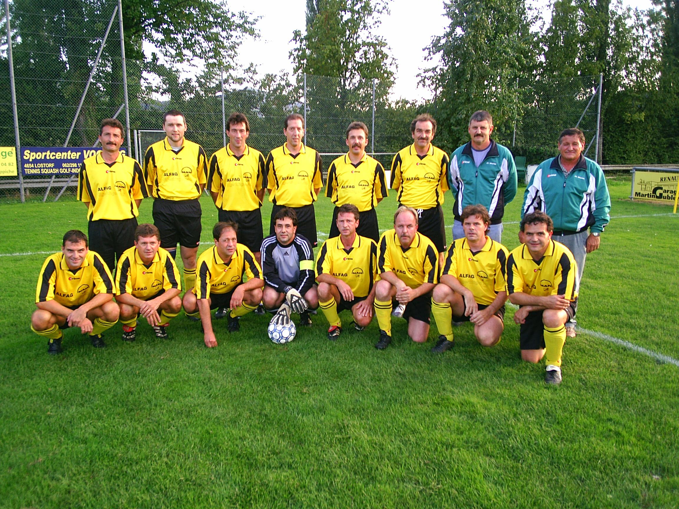 Senioren-Turnier (30.09.2004)
