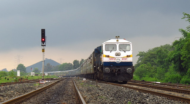 The Monsoon Mania........With EMD , Clouds and Hills.