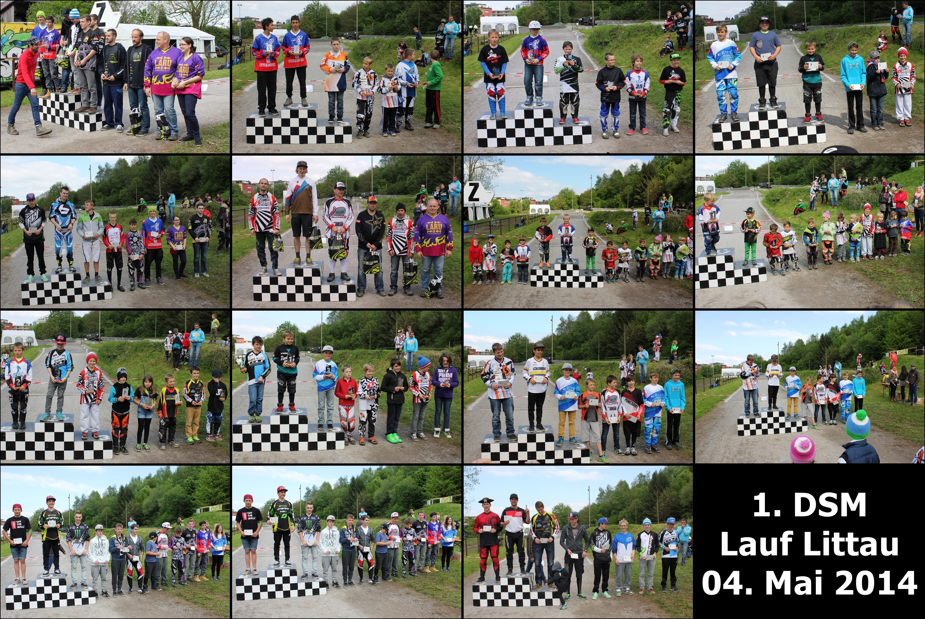 1. DSM-Lauf in Littau 04.05.2014
