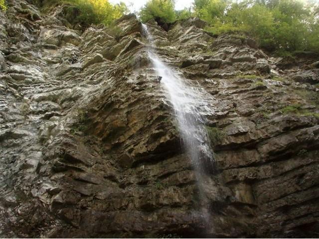 Перун, водопад