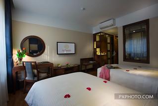 Deluxe Twin | La Siesta Hotel