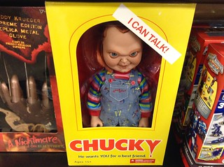 Chucky Doll from Child's Play | by JeepersMedia