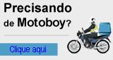 Motoboys no Centro de SP