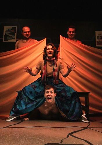 BOB A Life in Five Acts, Theatre Vertigo | by drammyawards