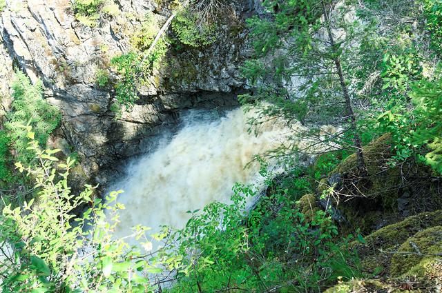 Hixon Falls Top