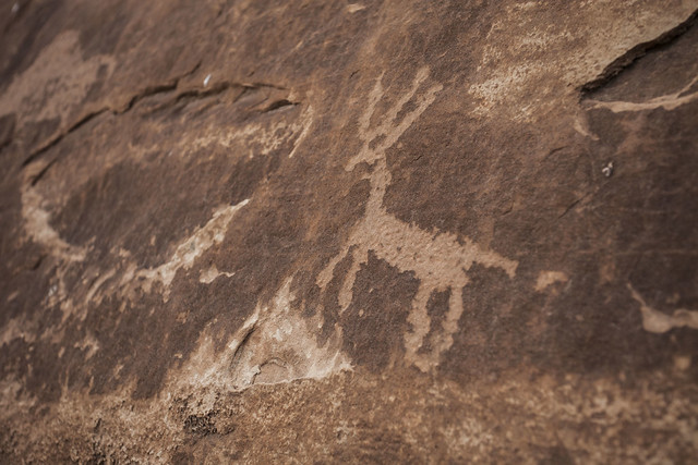 UNKNOWN PETROGLYPHS