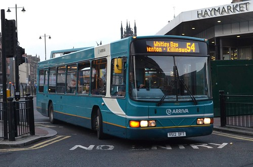 Arriva North East: 4512 / V512DFT | by Jimmi's Transport Photos